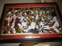 2002 Team Canada Women's hockey gold medal picture