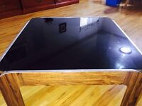 Glass coffee table urgently for sale