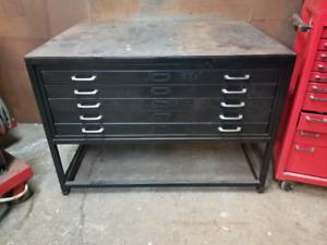 Welding bench / tool box