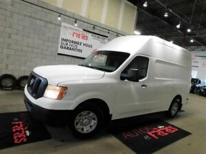 Nissan NV 2500 V6 High Roof 2012