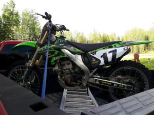 2009 KX250F