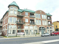 Furnished Condo Lachine Waterfront: 2 Bedroom, Elevator, Parking