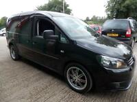 VW Caddy Maxi Kombi DSG No Vat A/C Alloys Big Spec