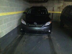 2012 Toyota Matrix Familiale