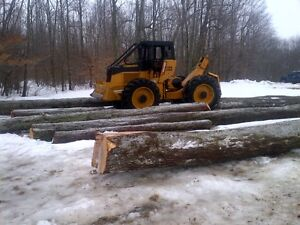 Skidder for hire or logging contractor Peterborough Peterborough Area image 2