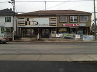 Retail Space for lease! from 650 sq. ft. to 2100 sq. ft.