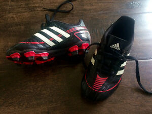 Kids adidas soccer shoes