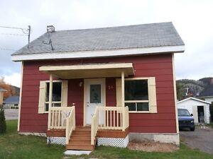 maison à vendre à Petit-Saguenay