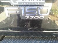 2002 Ford F-150 pour pièces