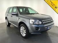 2012 LAND ROVER FREELANDER HSE SD4 AUTO DIESEL 1 OWNER SERVICE HISTORY FINANCE