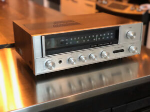 Sansui 331 - Vintage beauty with phono stage for vinyl
