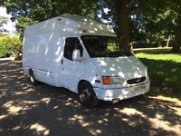 Ford transit camper van 1 years mot
