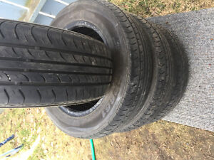 185/65R15 SUMMER TIRES FOR SALE