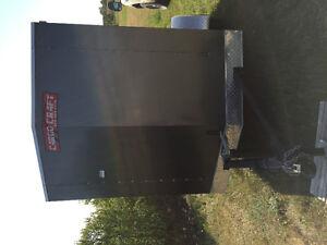 5 ft X 8ft 2015 Mirage utility trailer
