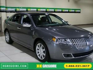 2012 Lincoln MKZ AUTO A/C CUIR TOIT MAGS