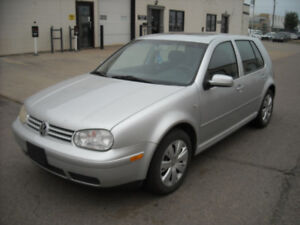 2004 WV Golf Automatic Loaded