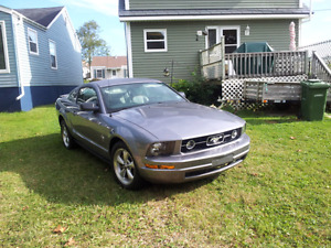 "2007 Ford Mustang V6 Pony Package Coupe  ""LOW MILEAGE"""