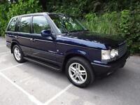 Land Rover RANGE ROVER 4.6 VOGUE Auto . 2000/W reg
