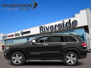 2014 Jeep Grand Cherokee LIMITED  - Leather Seats - $156.30 B/W