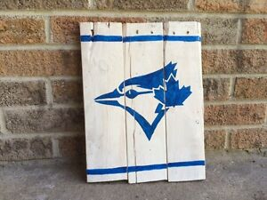 Hand painted sports signs. Peterborough Peterborough Area image 1