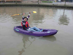 New Winner Velocity II Kayak with free Paddle West Island Greater Montréal image 2