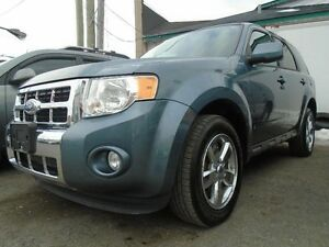 Ford Escape 4WD 4dr V6 Auto Limited 2011