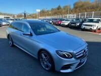 2017 Mercedes-Benz E-CLASS E350d ESTATE AMG LINE PREMIUM 255 BHP Estate Diesel A