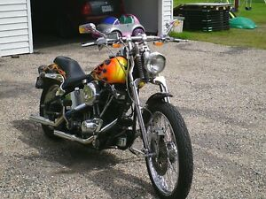 1995 Springer Softail