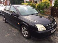 Vauxhall Vectra LS 2.0DTI