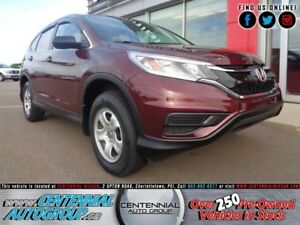 Honda CR-V LX | AWD | Bluetooth | Backup Camera 2015