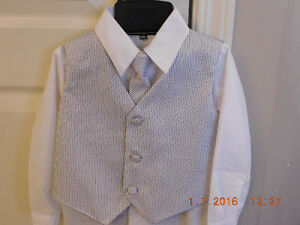 18-24 months Baby Suit and Dress Shoes