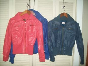 Three jacket for your teen girl.