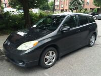 2006 Toyota Matrix XR Berline