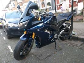 Yamaha Fazer FZ1S