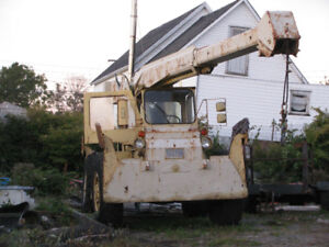 Crane For Sale or Trade.