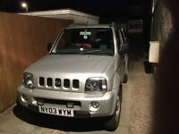 Suzuki jimny 4x4 on and off road not vitara,xtrail,
