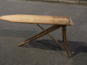 Vintage Ironing Board for Sale