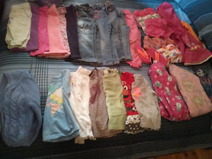 Girl clothes 3T