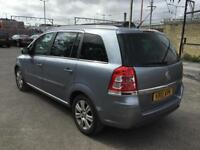 Vauxhall/Opel Zafira 1.7CDTi 16v ecoFLEX 2010MY Design spares or repairs