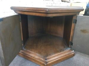 Antique wooden end tables London Ontario image 4