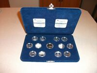 1992 Mint Silver coin set