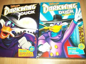 Dark Wing Duck and Duck Tales DVD