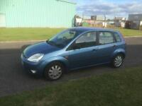 Ford Fiesta 1.4 2002.5MY Ghia