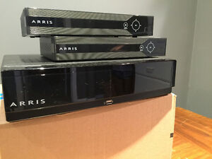 Arris Gateway with 2 Portals for Shaw