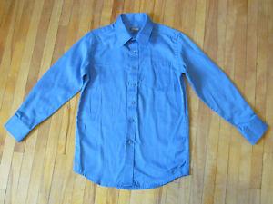 Boys dress shirt (size 7) Kitchener / Waterloo Kitchener Area image 1