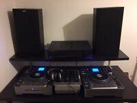 Stanton c324 CD decks