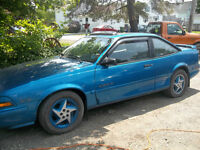 1993 Pontiac Sunbird Coupe (2 door)