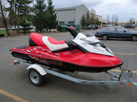 2007 sea doo rxt 215 hp supercharged