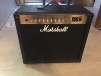 Marshall MG100FX Guitar Amp
