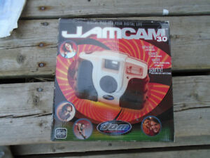 JamCam digital camera, one of the first.